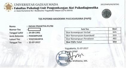 Scan PAPSll